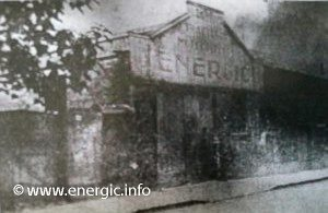 Energic old wharehouse the beginnings www.energic.info