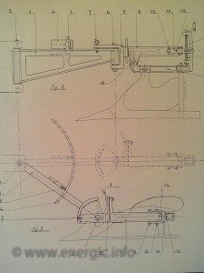Brevette patent swing arm www.Energic.info