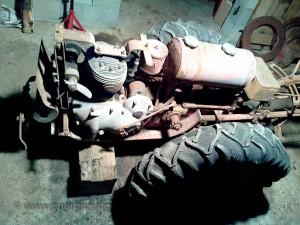 Energic motoculteur D9 S bloc 500cc Project Mont www.energic.info