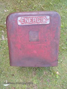 Energic motoculteurs Identification plates/Plaques www.energic.info