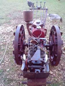 Energic motoculteur D9 Project Azil www.energic.info