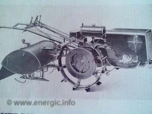 Energic C7 B4L with rotivator www.energic.info