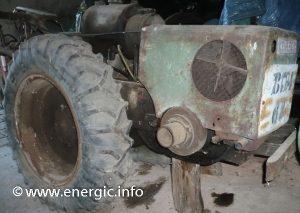 Energic motoculteur C7/D9 no engine www.energic.info