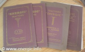 Energic brochures www.energic.info