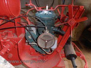 Energic B5 5cv Slanzi moteur www.energic.info