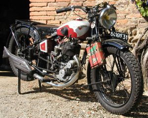Energic Motobecane moteor B5L 500cc www.energic.info