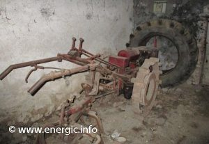 Energic motoculteur D9/M9 B5L www.energic.info