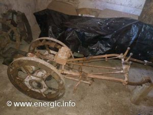 Energic motoculteur B5 project St Den www.energic.info