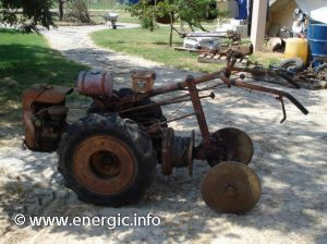 Energic 205 Winch/Treuil moteur Bernard 110 bis www.energic.info