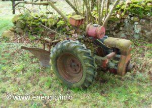 Energic 204 motoculteur Motor Bernard W110 www.energic.info