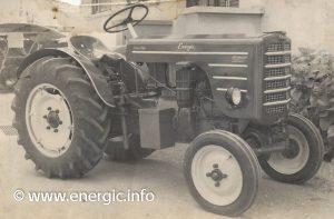 Energic 525 Tracteur diesel vigneron www.energic.info