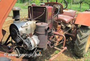 Energic Sachs 604cc moteur www.energic.info