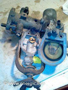 Energic Motoculteur 409 9cv Carburetor/Carburateur Type Zenith (Lyon) 26TH www.energic.info