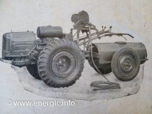 Energic 409 motoculteur www.energic.info