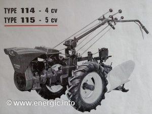 Energic type 110, model 214/215 www.energic.info
