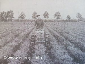 Energic motoculteur 409 harrowing www.energic.info