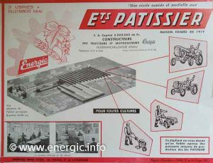 Ets factory Villefrance-sur-Saône www.energic.info