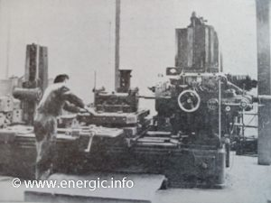 Energic factory lathes www.energic.info
