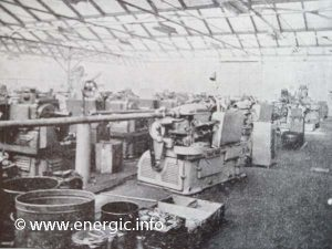 Energic factory metal pressing/cutting www.energic.info