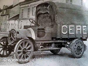 Lorry/camion Cérès www.energic.info