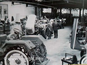 Champion tracteur works 1950's www.energic.info
