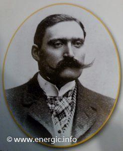 Joseph Marie Emmanuel de Bucy founder of Cérès www.energic.info