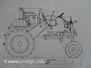 Energic Enjambeur 645 tracteur www.energic.info