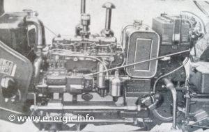 Energic 519 tracteur Diesel engine www.energic.info