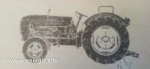 Energic 550 Tracteur (from1965/6) www.energic.info