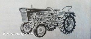 Energic 545 diesel farmer 1971 perkins 3 cylinder www.energic.info
