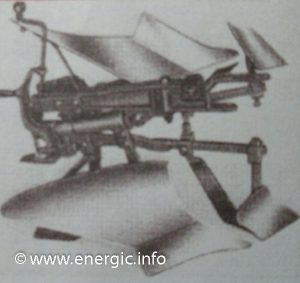 Energic motoculteur attachments - Plough www.energic.info
