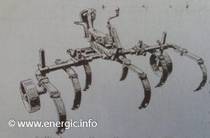 Energic Tracteur 500 series Cultivateur No 45 www.energic.info