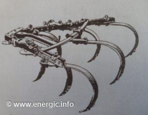 Energic Tracteur 500 series Cultivateur No 43 www.energic.info