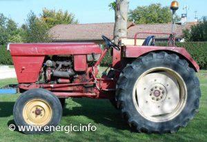 Energic 545 diesel farmer 1971 www.energic.info