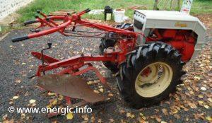 Energic 318 Motoculteur diesel www.energic.info