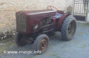 Energic 519 tracteur vigneron (403 moteur) www.energic.info