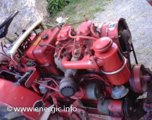 Energic 4RM18 Slanzi Diesel 2 cylinder 4 stroke www.energic.info
