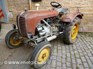 Energic single cylinder 520 tracteur www.energic.info