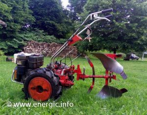 Energic motoculteur 360 D wwww.energic.info