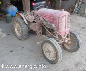 Energic 511 tracteur mark 1 www.energic.info