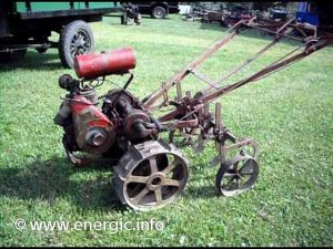 1928 Bolens with Briggs and Stratton PB engine www.energic.info
