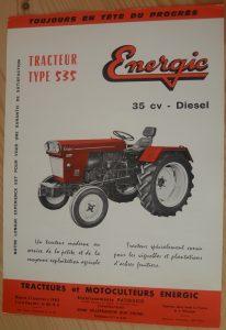 Energic tracteur 535 35cv diesel www.energic.info