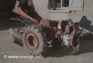 Energic motoculteur 410 D4 www.energic.info