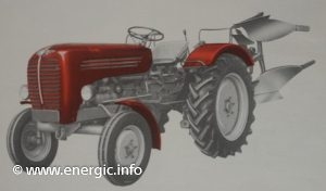 Energic Tractor 530 2 cylinder (188) www.energic.info