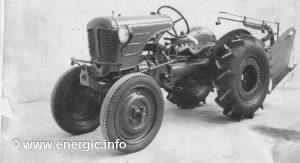 Energic tracteur 511 prototype www.energic.info