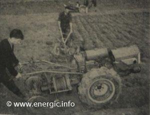 Energic Treul 409 9cv trial 1960 www.energic.info