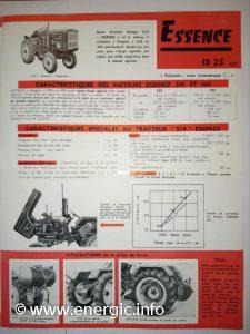 Energic 519 tracteur petrol www.energic.info