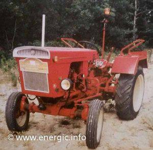 Energic 519 tracteur type 2 www.energic.info