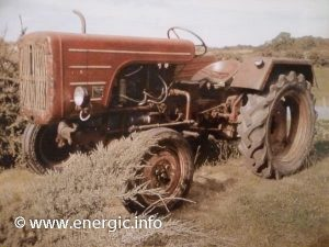Energic 519 tracteur petrol (403 moteur) www.energic.info