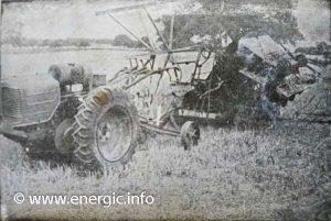 Energic 409 motoculteur harvesting www.energic.info